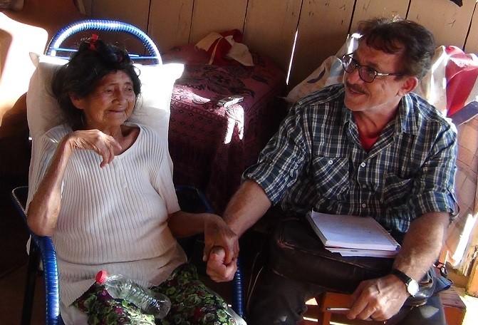 Falece uma das últimas falantes do Kaingang Paulista
