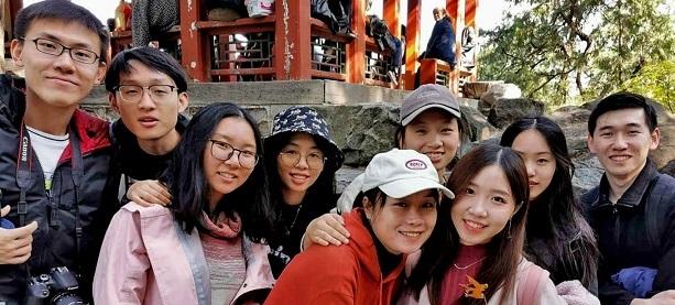 Mensagens de estudantes de Pequim para o Alto Solimões