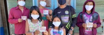 Campanha SOS Tikunas – Fase 1